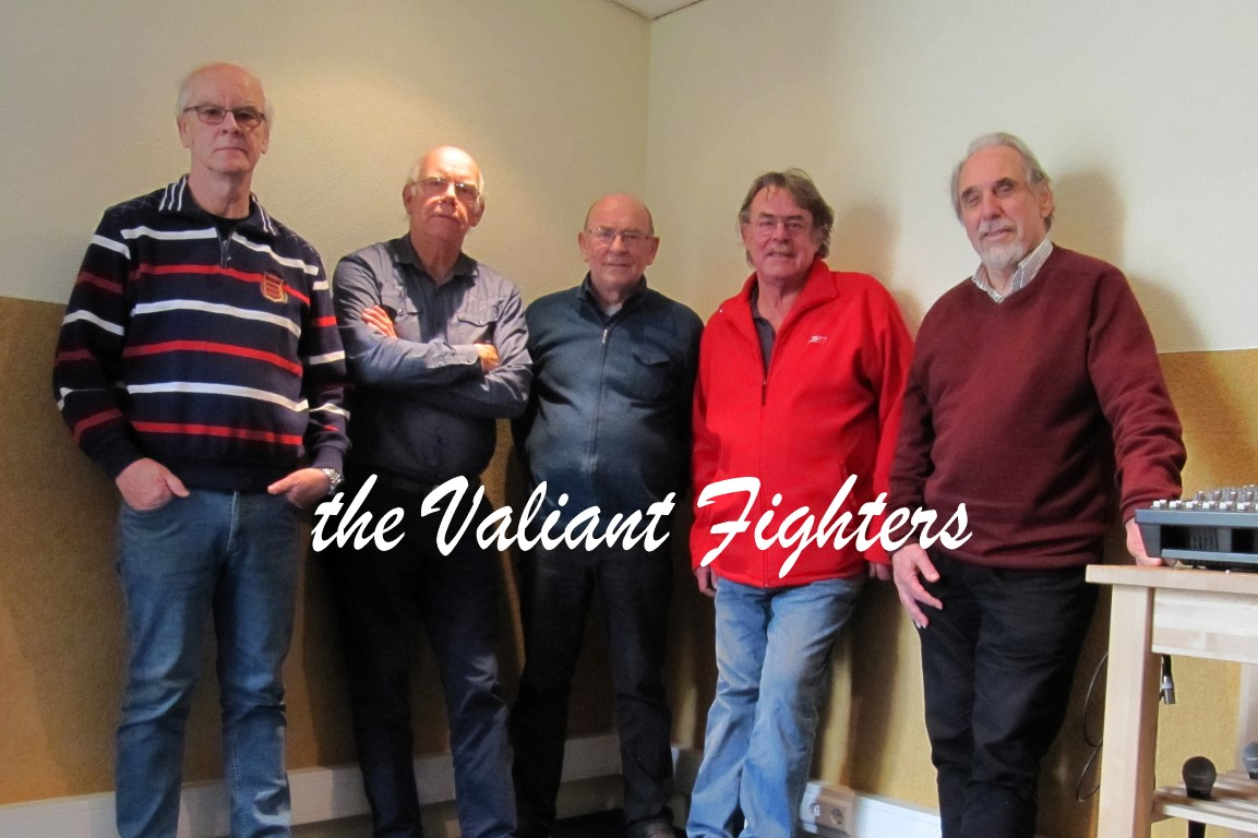 The Valiant Fighters en naam Medium